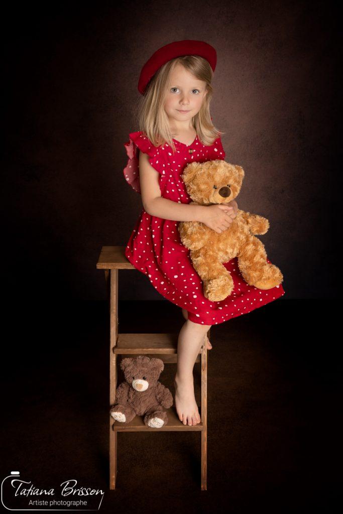 Tatiana Brisson photographe Enfant à Vitré