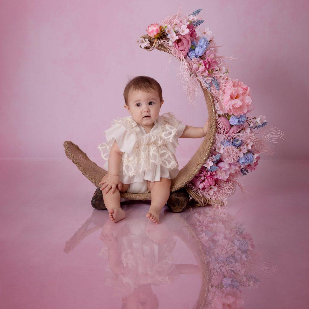 séance photo de bébé à Rennes, Vitré par Tatiana Brisson